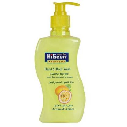 Picture of  HIGEEN HAND & BODY WASH 500ML BRAZILIAN MARACUJA(AROM