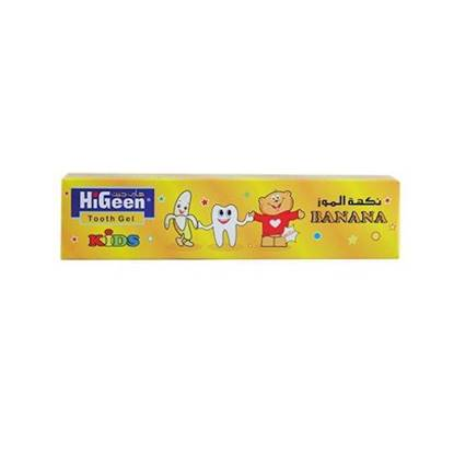Picture of  HIGEEN TOOTHPASTE 60GM BANANA