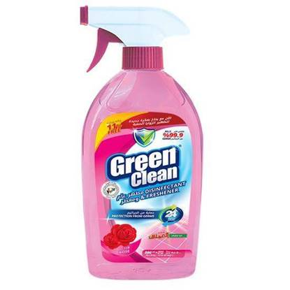 Picture of   AL-EMLAQ GREEN CLEAN DISINF&FRESH ROSE 500ML