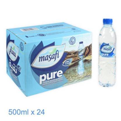Picture of  MASAFI MINERAL WATER 500 ML EXPORTX24 (OMAN)