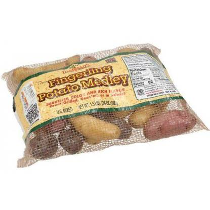 Picture of Melissas Potato Fingerling Medley Pack 680g