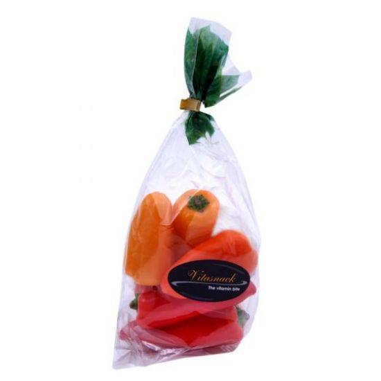 Picture of DelmonteBaby Capsicum Mix Holland Pack 150 gm
