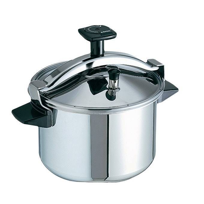 الصورة: Tefal Pressure Cooker Authentic 12 Ltr