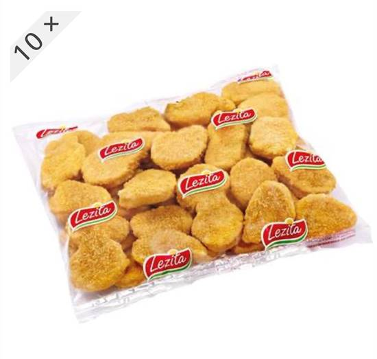 Picture of Lezita frozen chicken Nagguts 1000g*10