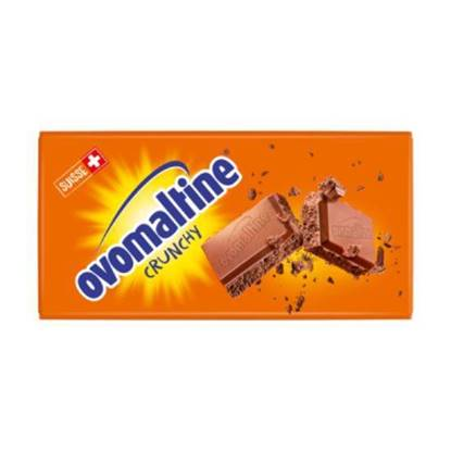 الصورة: اوفومالتين شوكولاته بالحليب 100 جم