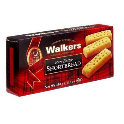 Picture of Walkers Shortbread Fingers 250gr