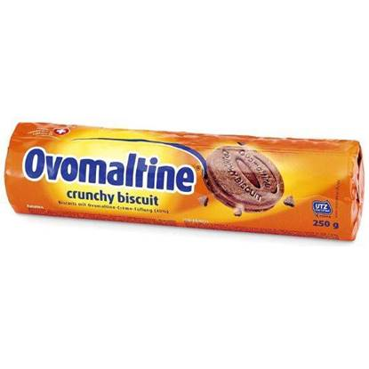 Picture of Ovomaltine Crunchy Biscuits 250gr