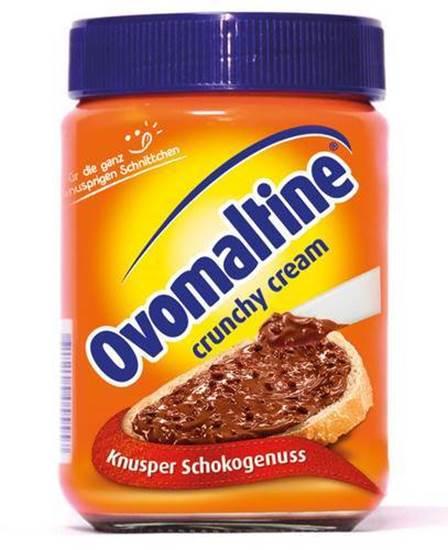 صورة اوفومالتين كريمة الشوكولاته كرنشي كريم 680 جم