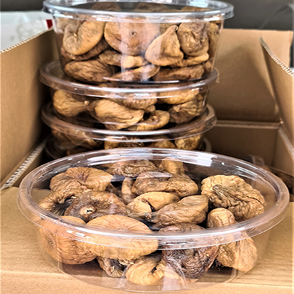 Picture of mk gourmet organic dried Figs 500gm