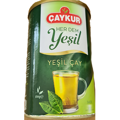 Picture of caykur loose green tea 150GM