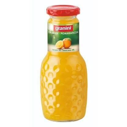 الصورة: جرانينى عصير برتقال طبيعى بدون سكر مضاف 250 مل
