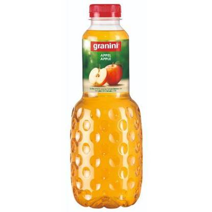 الصورة: جرانينى عصير تفاح طبيعى بدون سكر مضاف 1لتر