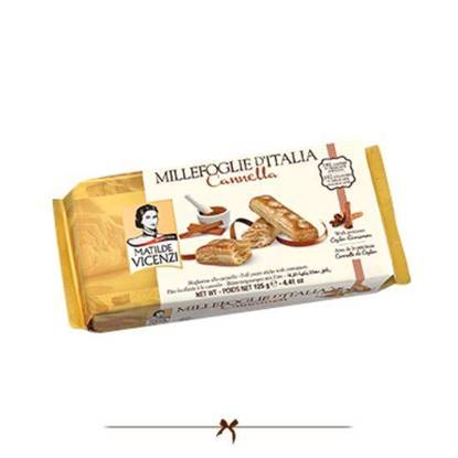 Picture of Vicenzi Puff Pastry Sticks with Cinnamon 125gr