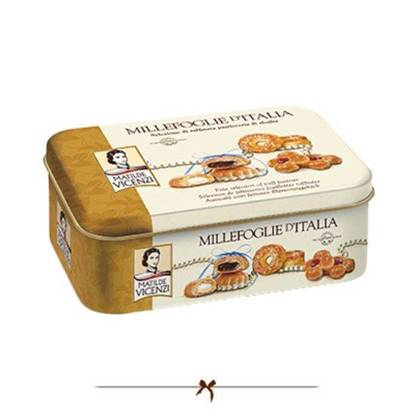 Picture of Vicenzi Puff Pastry Tin 375 gr
