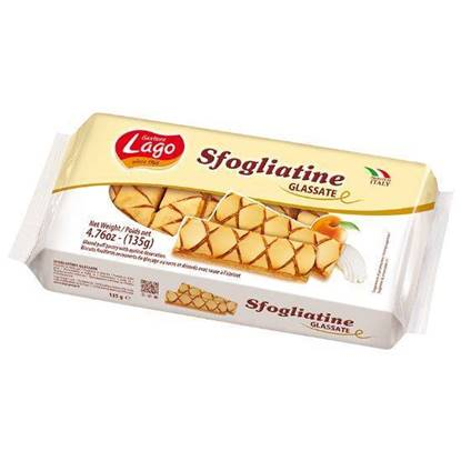 Picture of Lago Galzed Puff Biscuits 135 gr