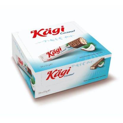 Picture of Kagi Wafer Coco 25gr