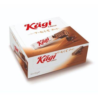 Picture of Kagi Wafer Choco 25 gr
