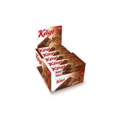 Picture of Kagi Max Swiss Wafer Speciality 50% choc 37g