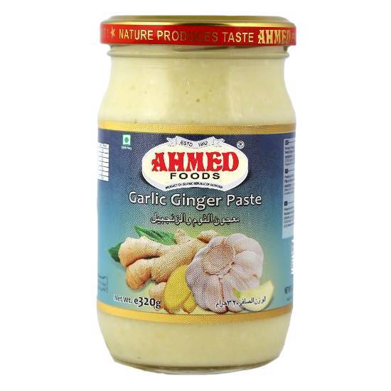 Picture of AHMED GARLIC GINGER PASTE  320 GMS