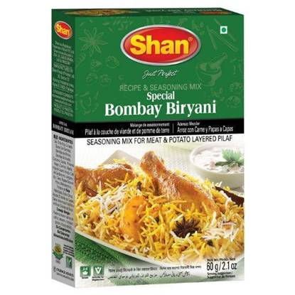 Picture of SHAN SPECIAL BOMBAY BIRYANI 60 GMS