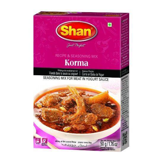 Picture of SHAN KORMA MASALA 50 GMS