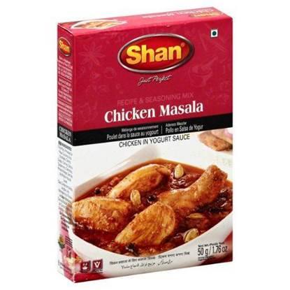الصورة: شان مزيج التوابل الدجاج ماسالا 50 غرام