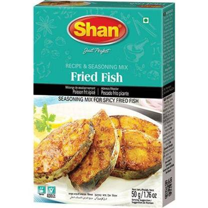 Picture of SHAN FRIED FISH MASALA 50 GMS