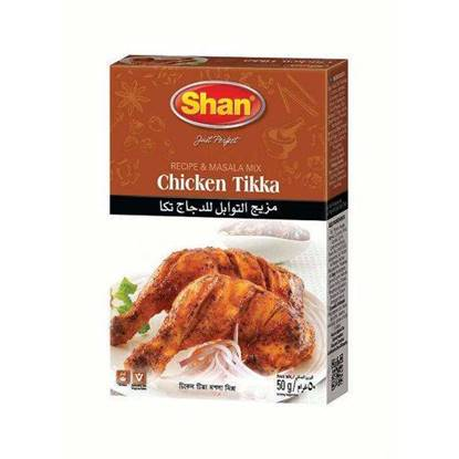 Picture of SHAN CHICKEN TIKKA 50 GMS