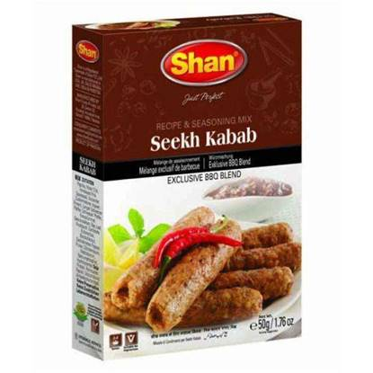 Picture of SHAN SEEKH KABAB MASALA 50 GMS