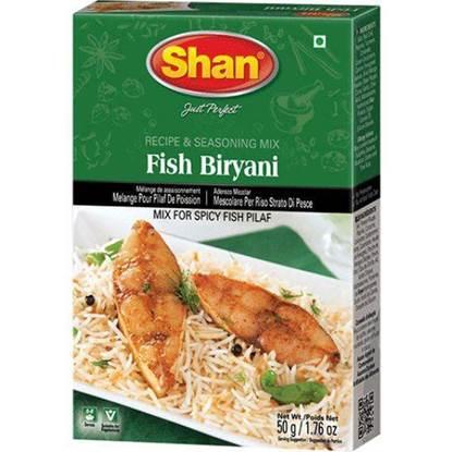 Picture of SHAN FISH BIRYANI 50 GMS