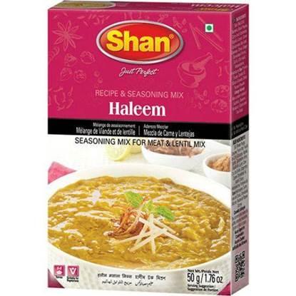 Picture of SHAN HALEEM MASALA 50 GMS