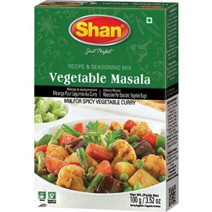 Picture of SHAN VEGETABLE MASALA 100 GMS