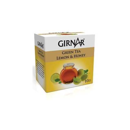 Picture of GIRNAR LEMON & HONEY TEA 12 GM X 10 SACHETS