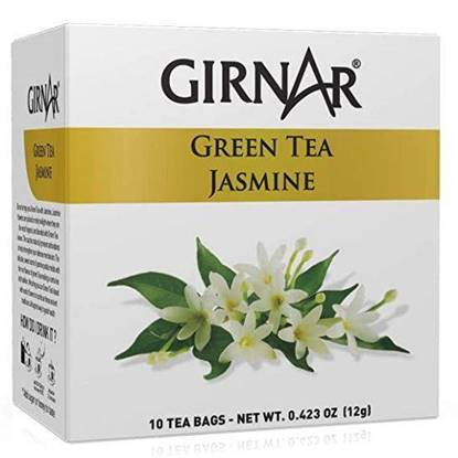 Picture of GIRNAR JASMINE TEA 12 GM X 10 SACHETS