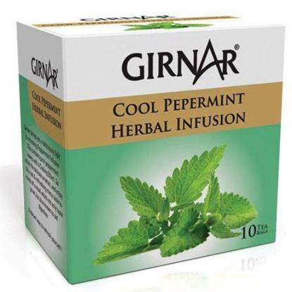 Picture of GIRNAR COOL PEPPERMINT TEA 10 GM X 10 SACHETS