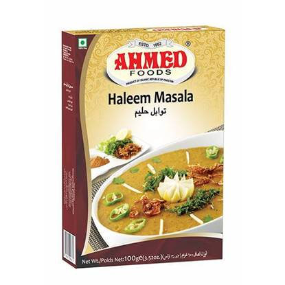Picture of AHMED HALEEM MASALA 100 GMS