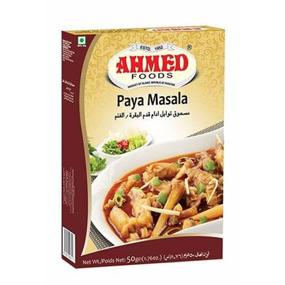 Picture of AHMED PAYA MASALLA 50 GMS