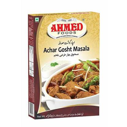 Picture of AHMED ACHAR GOSH MASALA 50 GMS