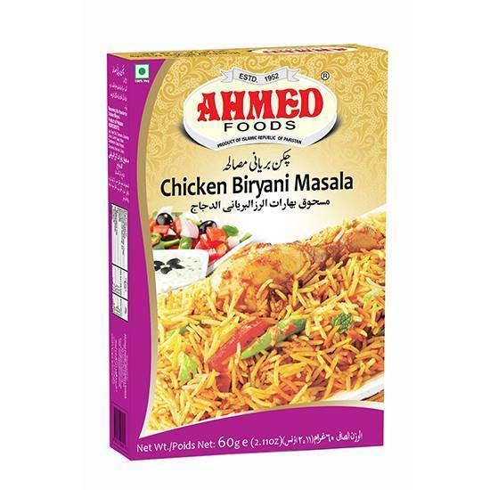 Picture of AHMED CHICKEN BIRYANI MASALA 60 GMS