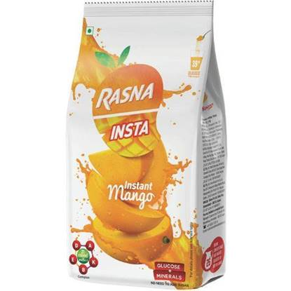 Picture of RASNA  MANGO FRUIT DRINK POWDER  400 GMS