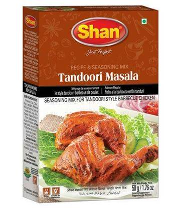 Picture of SHAN TANDOORI MASALA 50 GMS