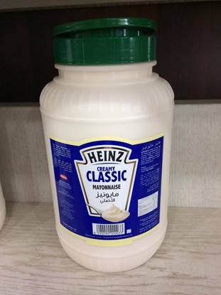 Picture of Heinz Mayonnaise Premium ( 4 Jar* 3.780 KG  )