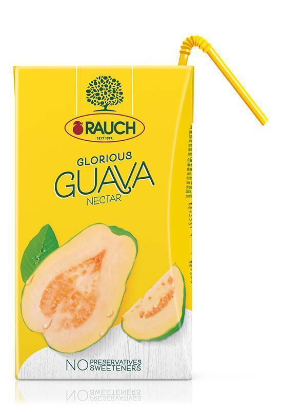Picture of Rauch Glorious Guava Nectar Juice*6 (4+2)
