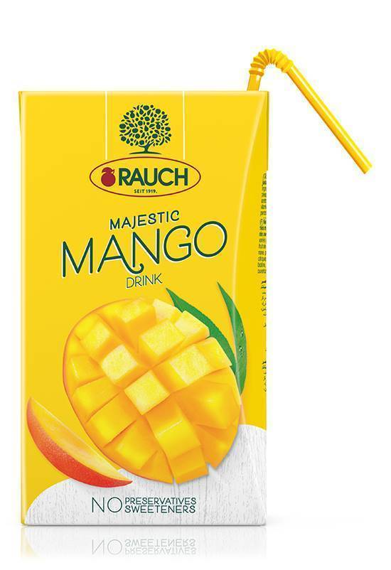 Picture of Rauch Majestic Mango Drink Juice*6 (4+2)