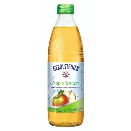 Picture of Gerolsteiner Apple Spritzer 330 ML