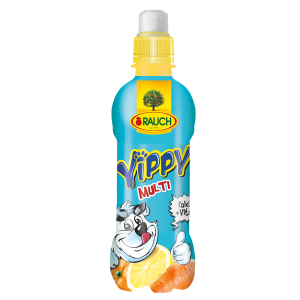 Picture of RAUCH Yippy Multi 330ML -6 (5+1 FREE)