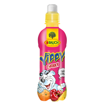 Picture of RAUCH Yippy Cherry 330ML - 6(5+1 FREE)