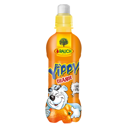 Picture of RAUCH Yippy Orange 330ML - 6(5+1 FREE)