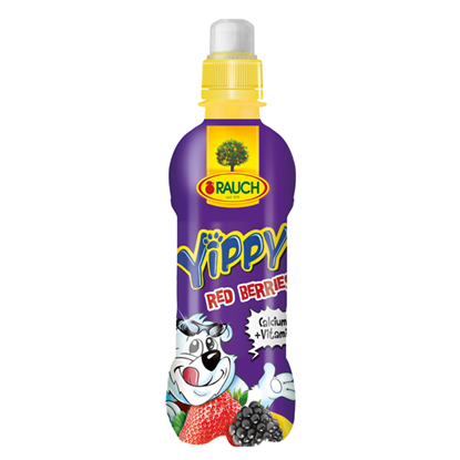 Picture of RAUCH Yippy Red Berry 330ML - 6(5+1 FREE)