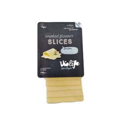 Picture of VIOLIFE SMOKED FLAVOUR SLICES 200 GM VEGAN